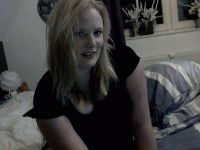 miss_blue is de nieuwste private cam